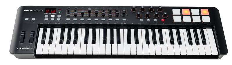 Homestudio Einrichten Keyboard Thomann