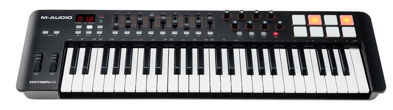 Homestudio Einrichten Keyboard Thomann
