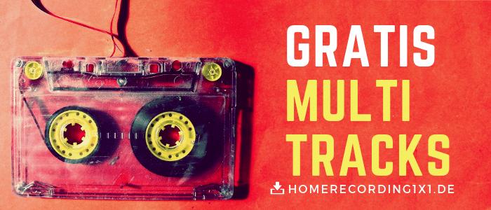 Kostenlose Multitracks abmsciehn lernen homerecording deutsch mixing free download