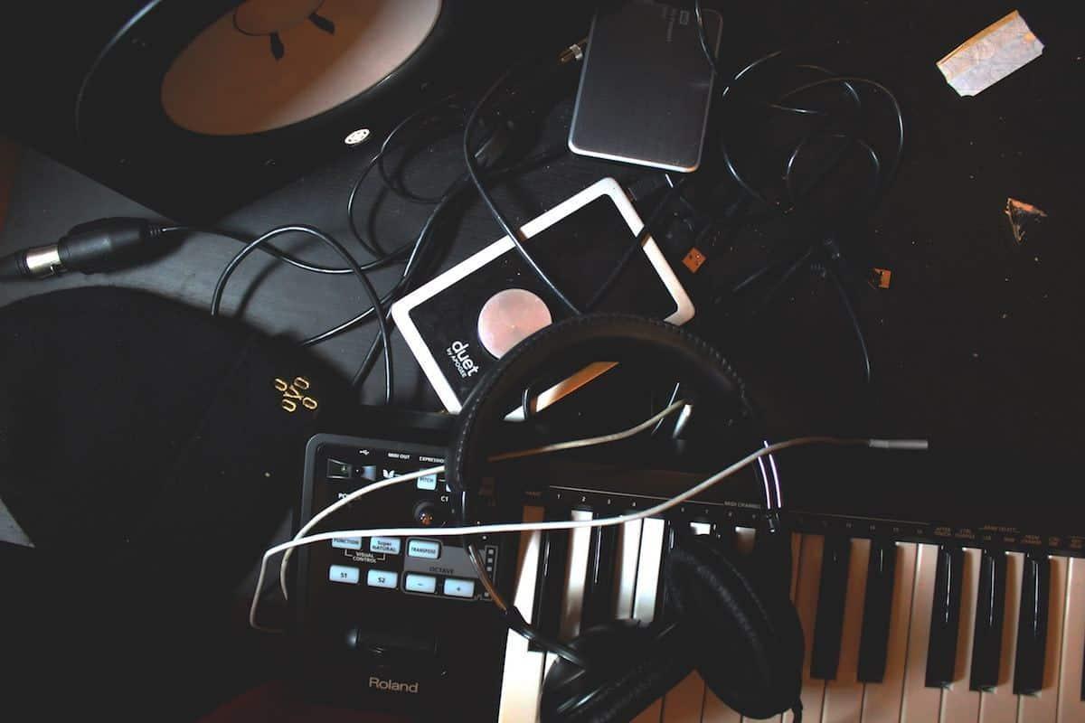 Kabel, Tonstudio, Homerecording , Zubehör, verstauen, Design