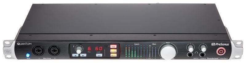 Audio Interface apogee kaufen Quantum test vergleich homerecording
