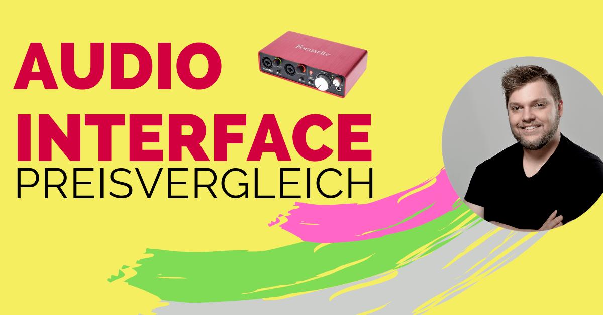 Audio Interface Test Vergleich kaufen