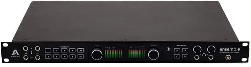 Audio Interface kaufen vergleich Test Thunderbolt apogee