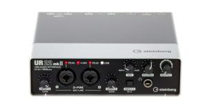 Audiointerface Steinber UR22 Kaufen Test