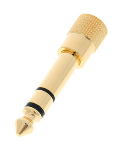 Kopfhörer Adapter Klinke