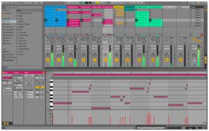 Ableton Live Daw DJ Audio Workstation