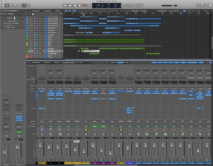 Logic Elf Apple X XI Digital audio workstation Pro